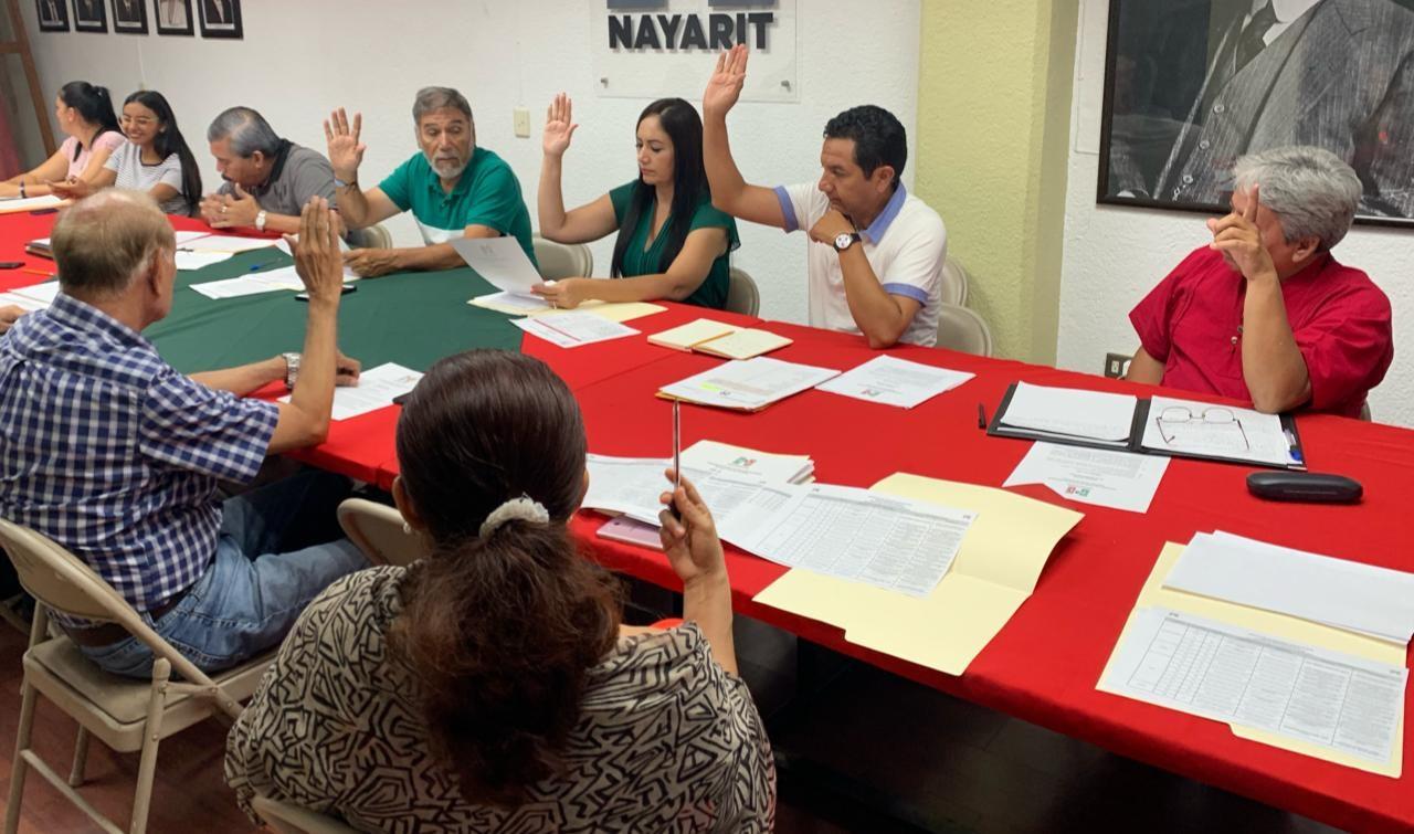 APRUEBAN UBICACIÓN DE 54 CASILLAS DE VOTACIÓN PARA ELECCIÓN INTERNA DEL PRI