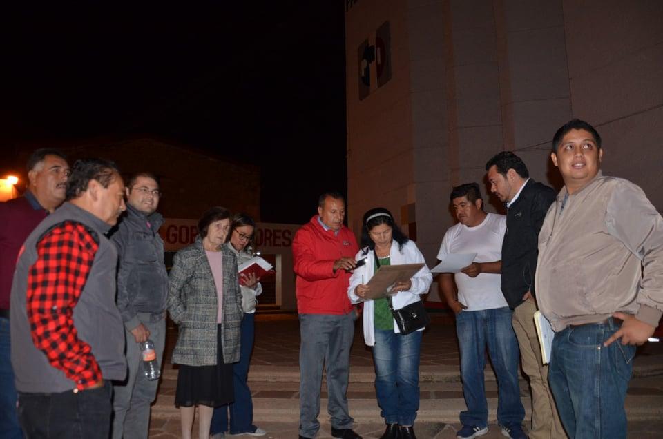 LLEGAN A ZACATECAS PAQUETES ELECTORALES PARA ELECCIÓN INTERNA DEL PRI