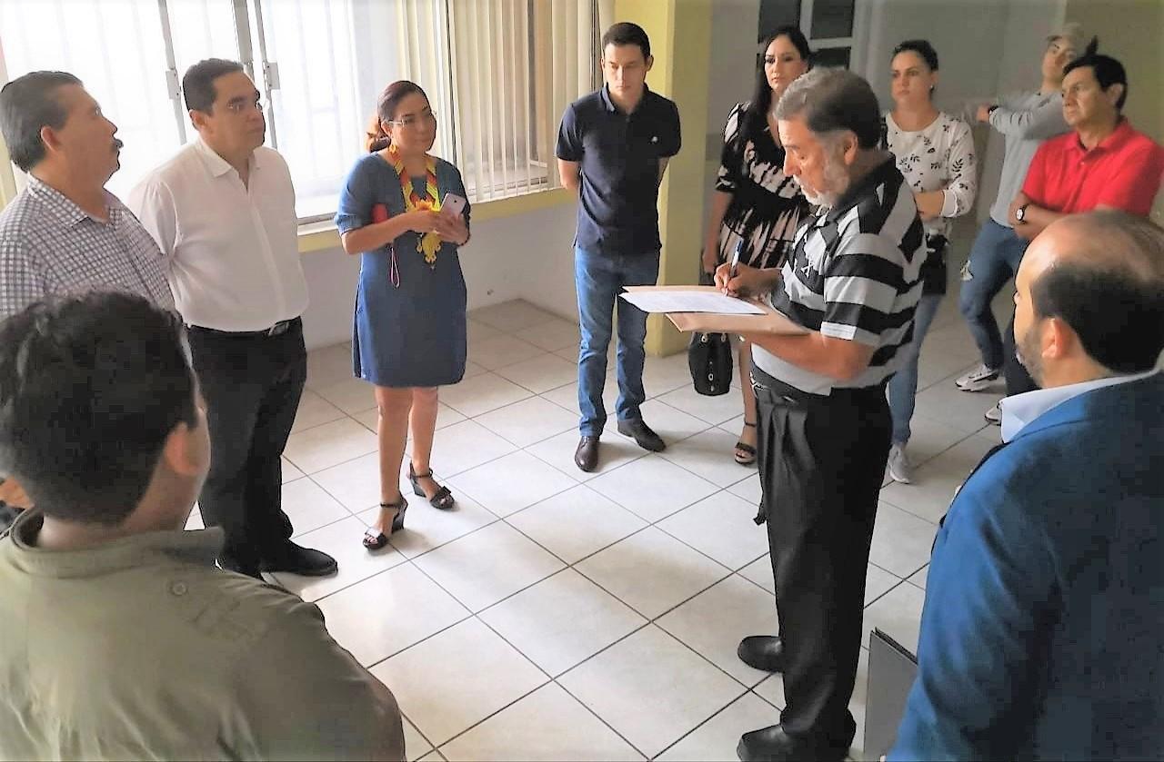 LLEGAN A NAYARIT BOLETAS PARA LA ELECCIÓN DE LA DIRIGENCIA NACIONAL DEL PRI