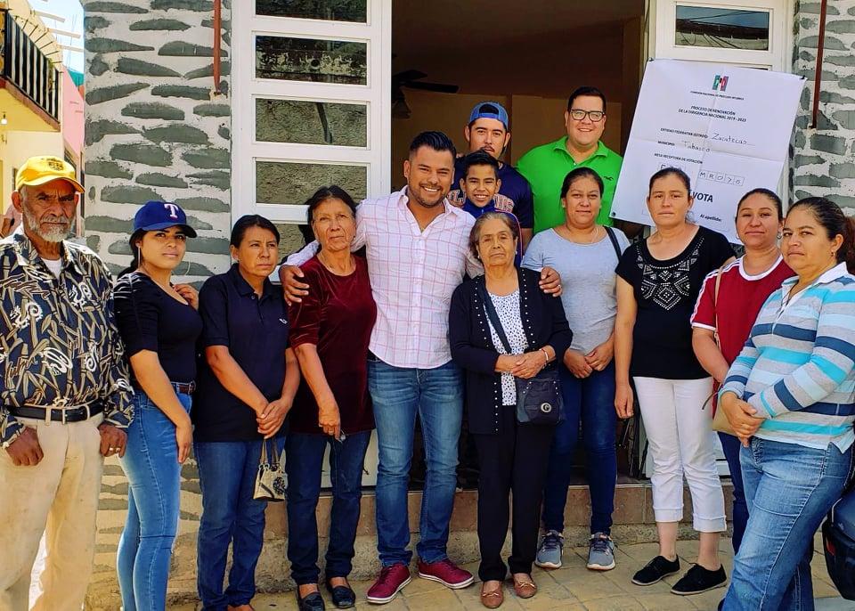 AVANZA CON NORMALIDAD ELECCIÓN INTERNA DEL PRI