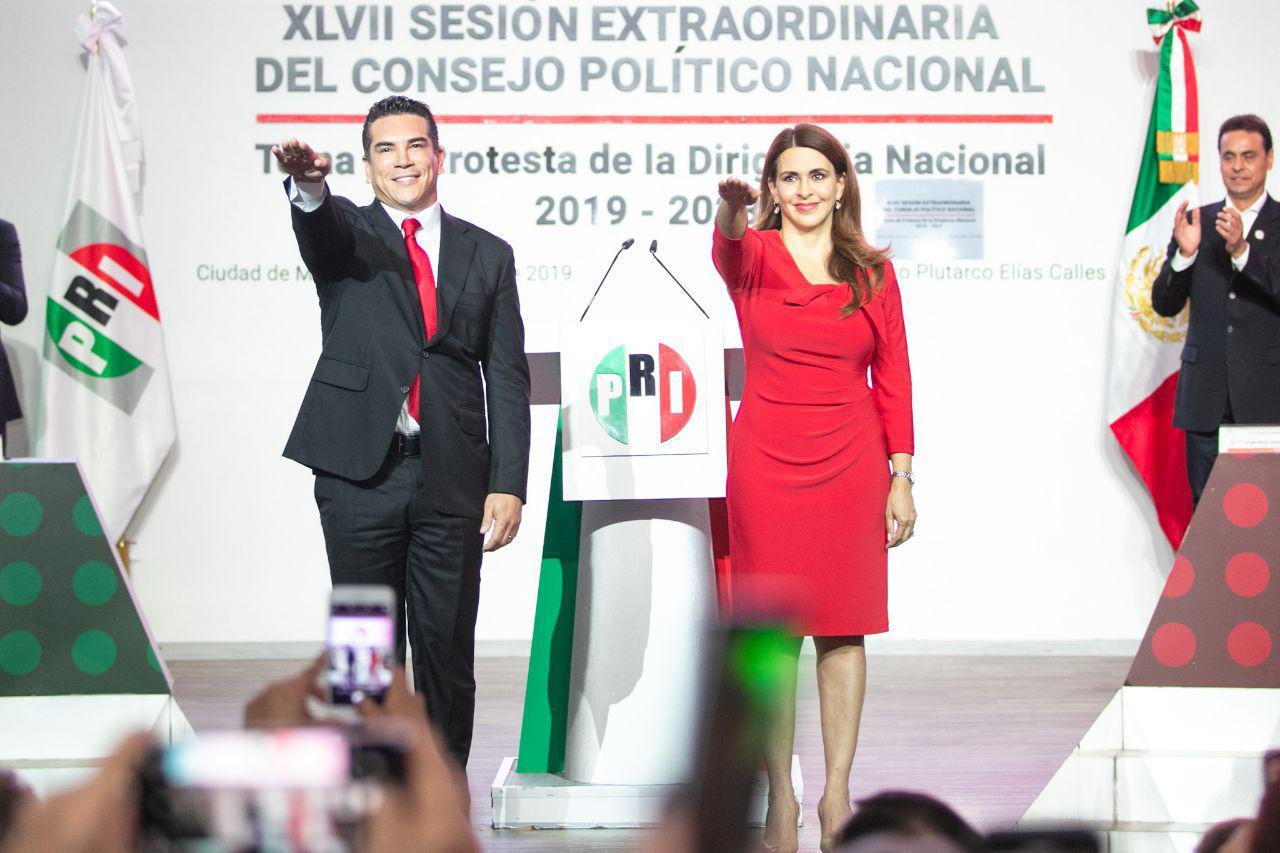 EL PRI INICIA HOY UNA NUEVA ERA; SERÁ LA OPOSICIÓN MÁS DIGNA DE LA HISTORIA DE MÉXICO, INQUEBRANTABLE EN SUS PRINCIPIOS E INDESTRUCTIBLE EN SU VALOR DEMOCRÁTICO: ALEJANDRO MORENO