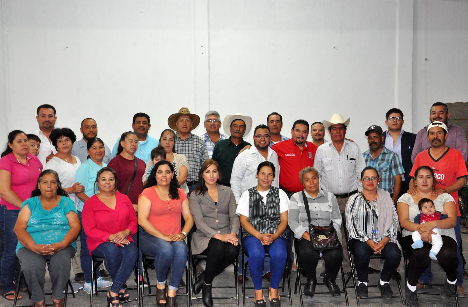 INICIA PRESIDENTE DEL PRI NUEVA GIRA DE LA UNIDAD POR LOS 58 MUNICIPIOS