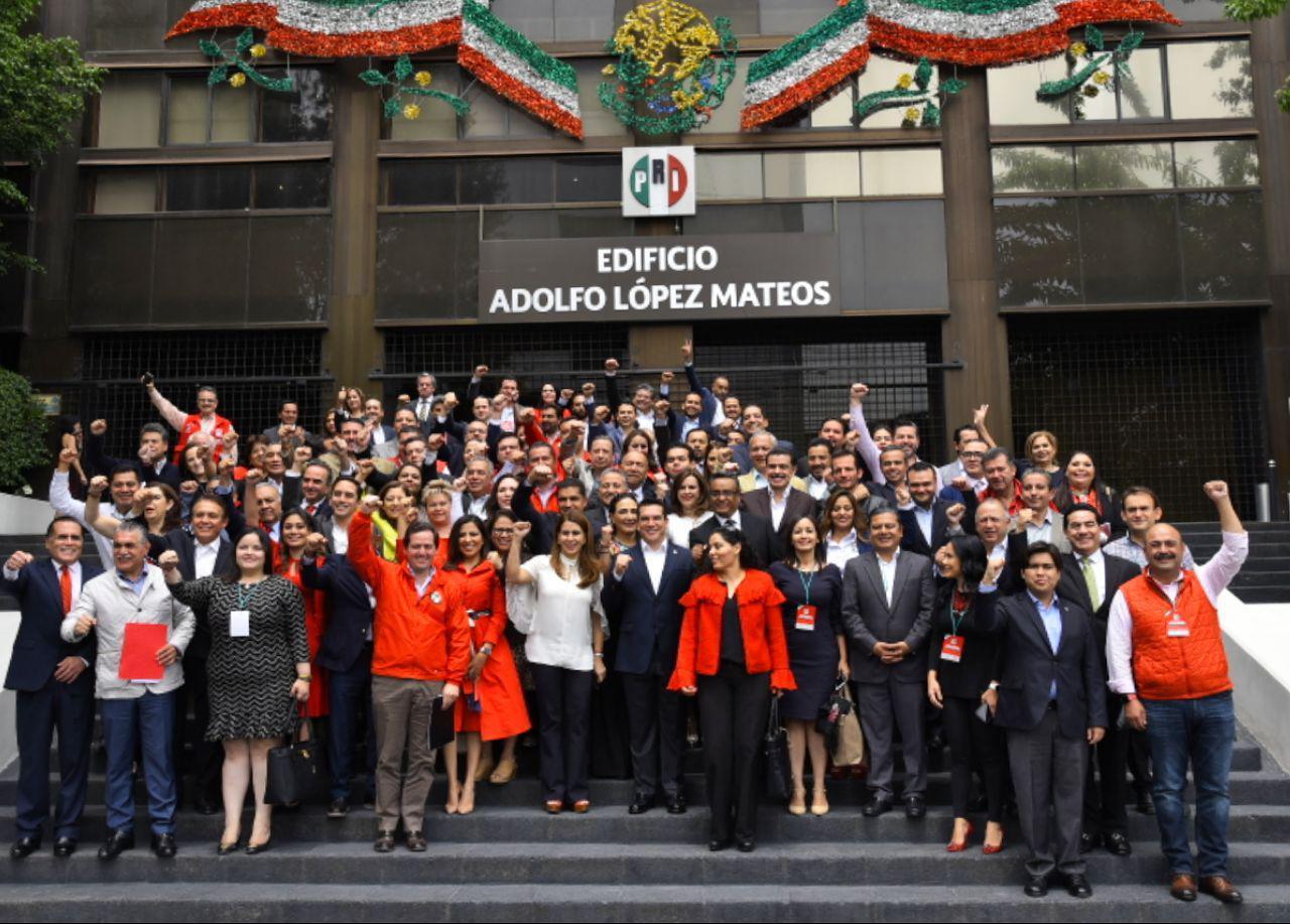 ANTE LA ANGUSTIA POR LOS MALOS RESULTADOS DEL GOBIERNO FEDERAL, LA CIUDADANÍA VOLTEA NUEVAMENTE HACIA NOSOTROS, PORQUE EL PRI TIENE PROYECTO Y SABE HACIA DÓNDE IR: ALEJANDRO MORENO