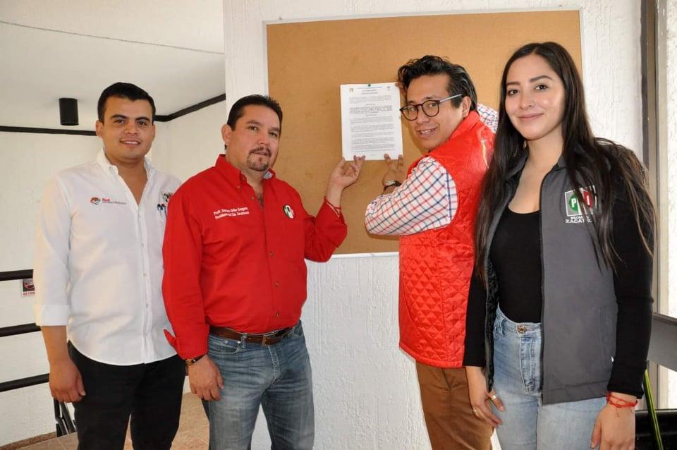 ABRE EL PRI CONVOCATORIA PARA RENOVAR LA DIRIGENCIA ESTATAL DE LA RED JÓVENES X MÉXICO