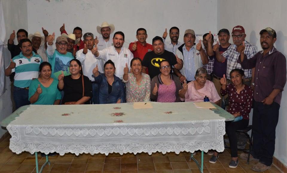 RECUPERAR EL GOBIERNO EN MELCHOR OCAMPO, RETO DEL PRI: GUSTAVO URIBE