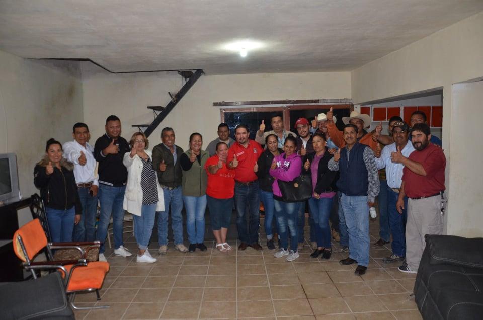 MAZAPIL Y EL SALVADOR CIERRAN FILAS EN TORNO AL PRI