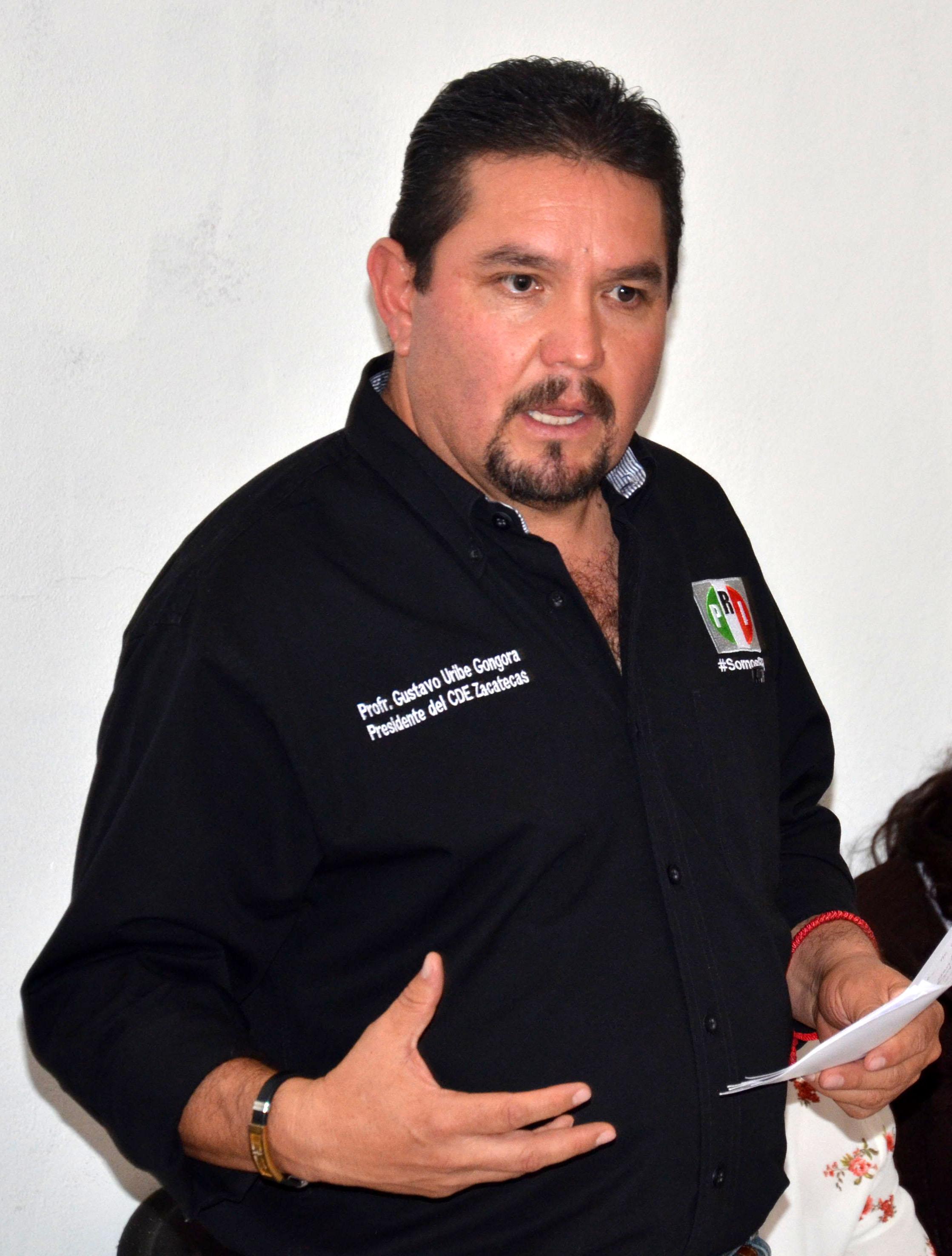RECHAZA EL PRI PRÁCTICAS ELECTORALES DE MORENA