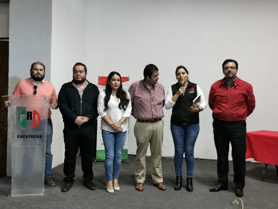 PIDE SECRETARIA GENERAL DEL PRI A PARTICIPANTES DE LA ESCUELA DE CUADROS PREPARARSE PARA ENTENDER EL SENTIR DE LA GENTE