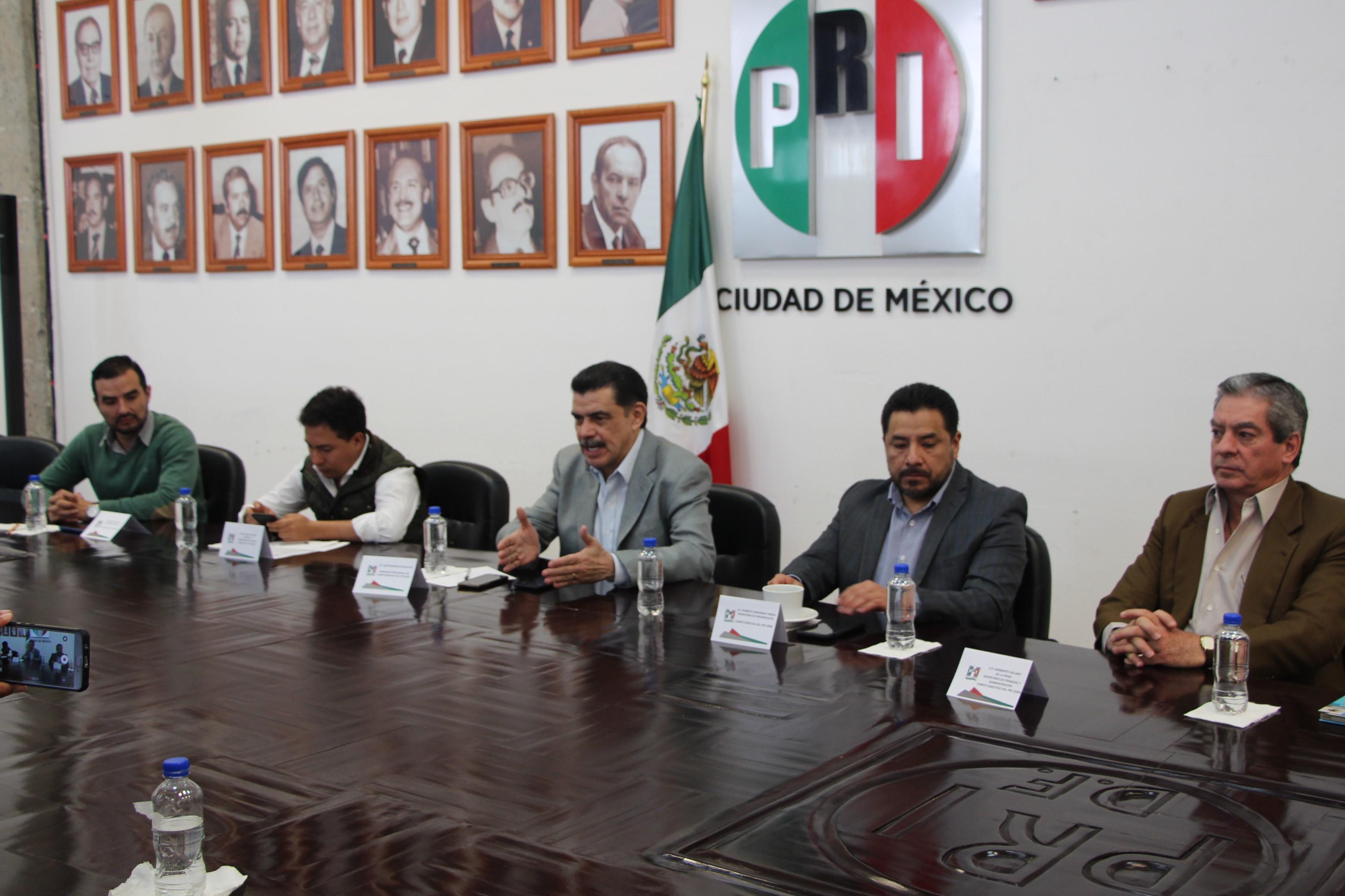 LA LEY DE INGRESOS DEMUESTRA LA FALTA DE VOLUNTAD POLÍTICA DE LA ACTUAL ADMINISTRACIÓN: PACO OLVERA