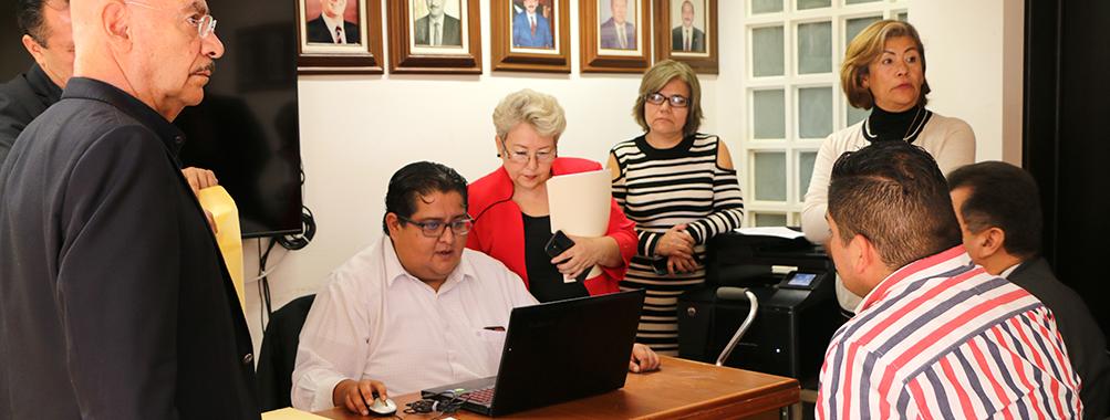 REGISTRO DE PLANILLAS DE ASPIRANTES AL CPN