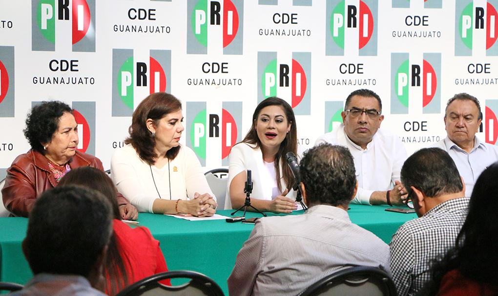 TRÍPTICO: ELECCIÓN DE DIRIGENCIA NACIONAL.
