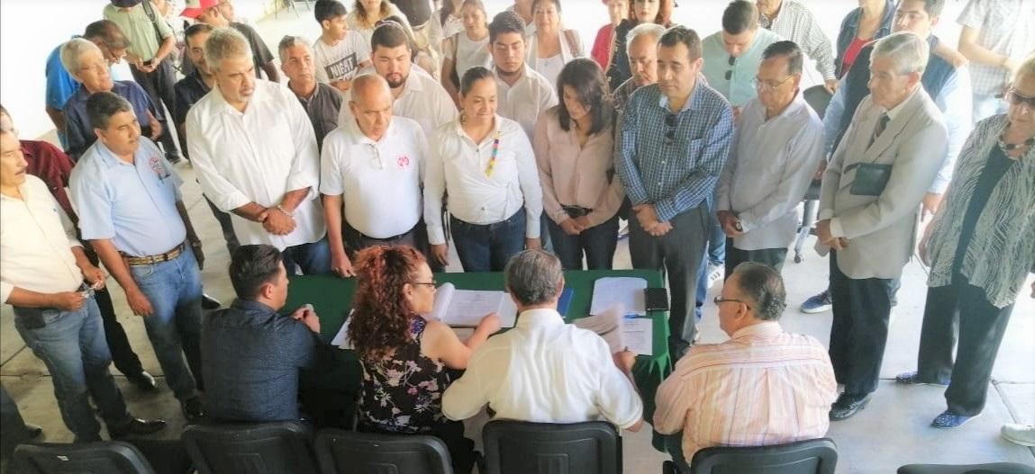 SE REGISTRAN ASPIRANTES A DIRIGENCIAS MUNICIPALES DEL PRI EN NAYARIT