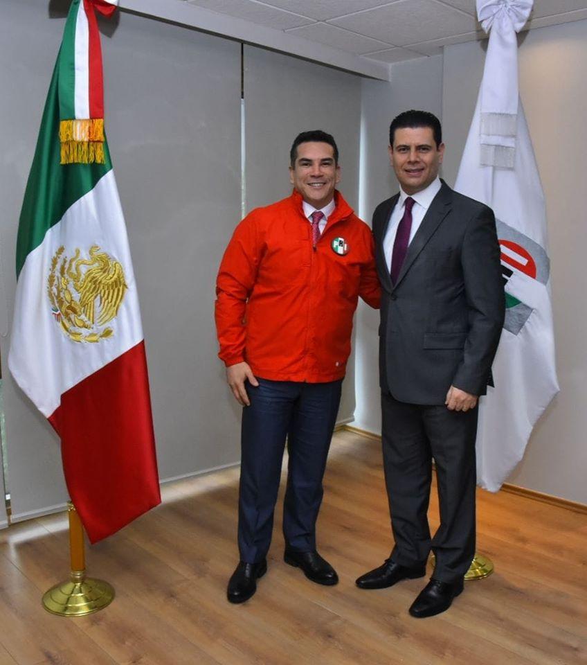 CELEBRA EL PRI NOMBRAMIENTO DE MIGUEL ALONSO COMO SECRETARIO ADJUNTO DEL COMITÉ EJECUTIVO NACIONAL