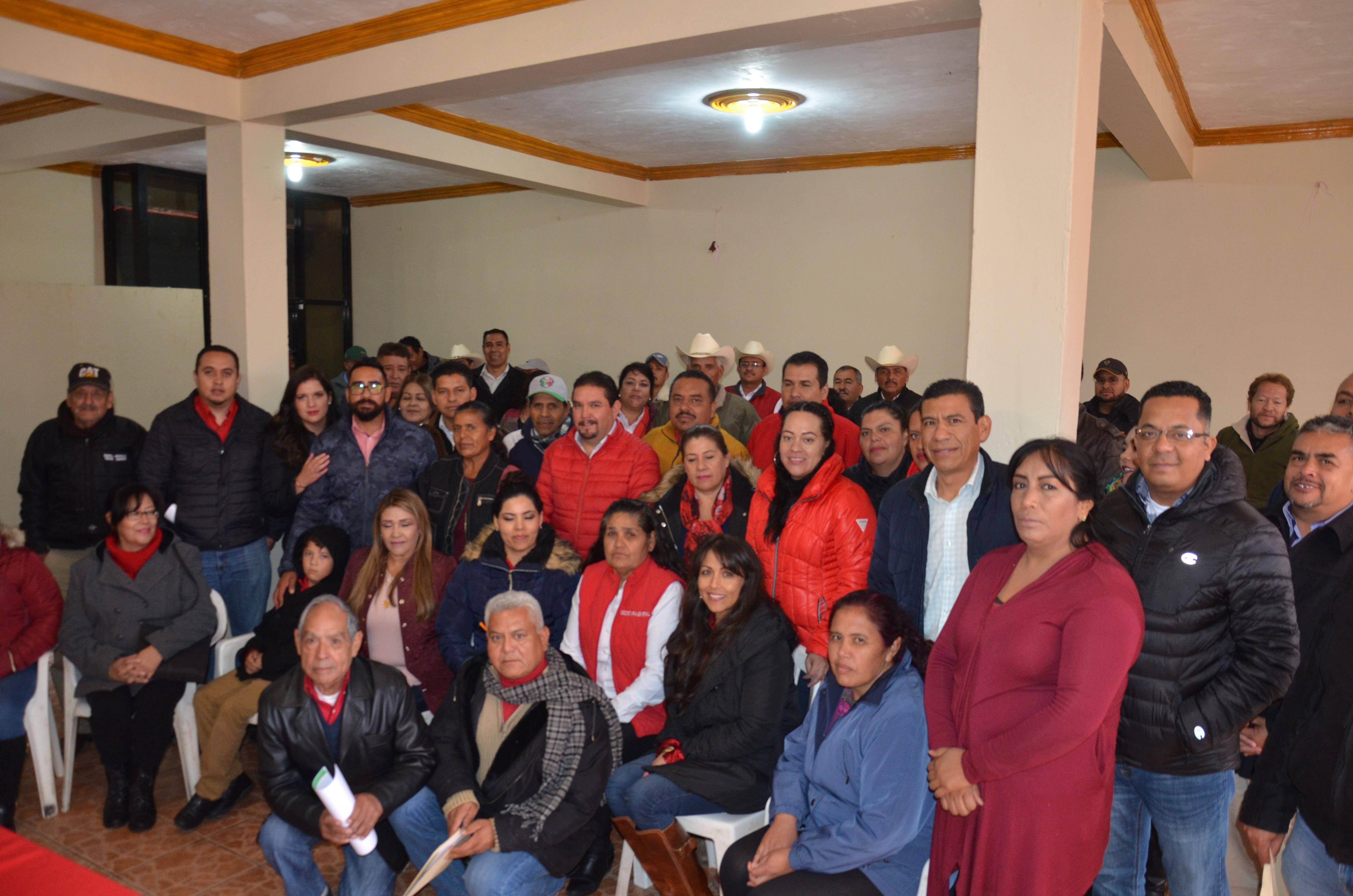 RECUPERARÁ EL PRI LA PRESIDENCIA DE MIGUEL AUZA: GUSTAVO URIBE