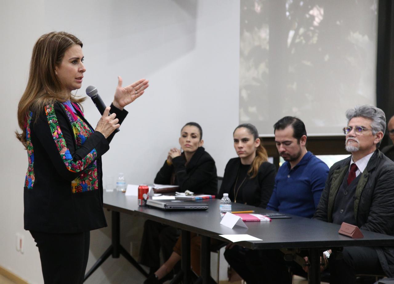 PARA RECONQUISTAR EL PODER, EL PRI DEBE HACERLO CON TRANSPARENCIA Y CUMPLIENDO LA LEY: CAROLINA VIGGIANO