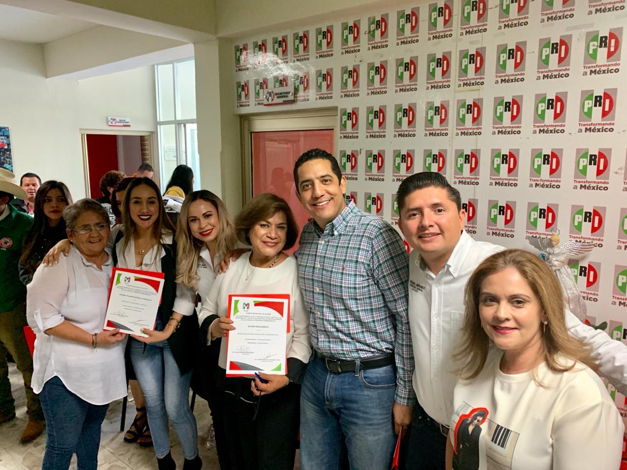 Realiza Jesús Valdés Palazuelos gira de trabajo por los municipios de Ahome y Sinaloa