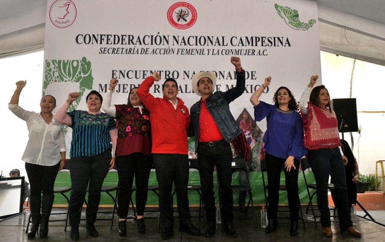 EN EL GOBIERNO FEDERAL LLEGARON CON MUCHAS PROPUESTAS, PERO HOY ESTÁN LLENOS DE OCURRENCIAS: ALEJANDRO MORENO