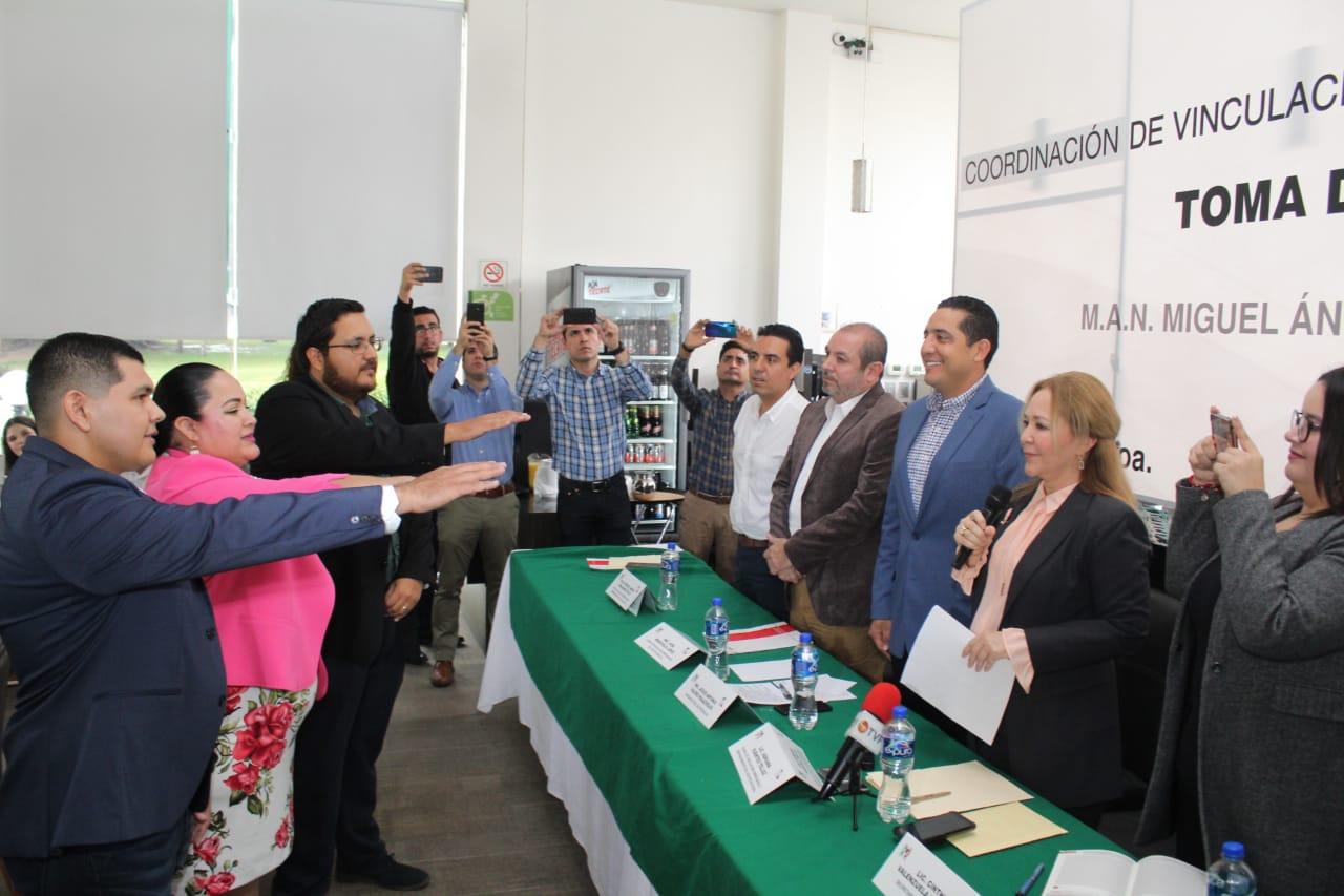 Asume Miguel Ángel Manjarrez Félix Coordinación Municipal de Vinculación Empresarial