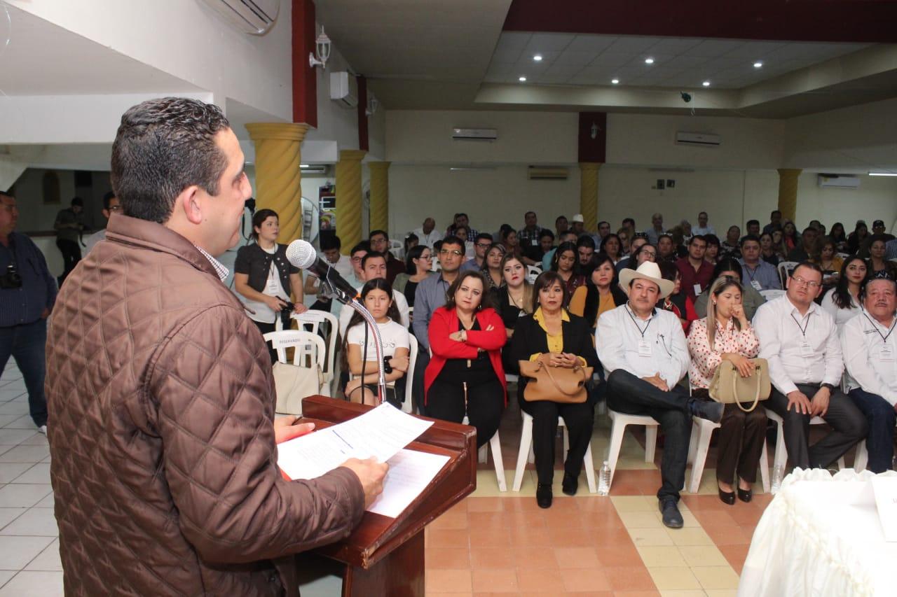 Consulta a las bases para renovar comité municipal del PRI en Salvador Alvarado