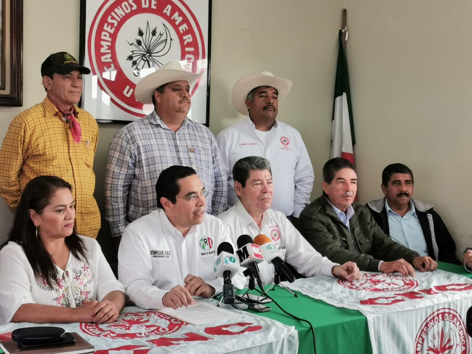 REPORTA CNC GRAVES AFECTACIONES AL CAMPO NAYARITA POR LLUVIAS ATÍPICAS