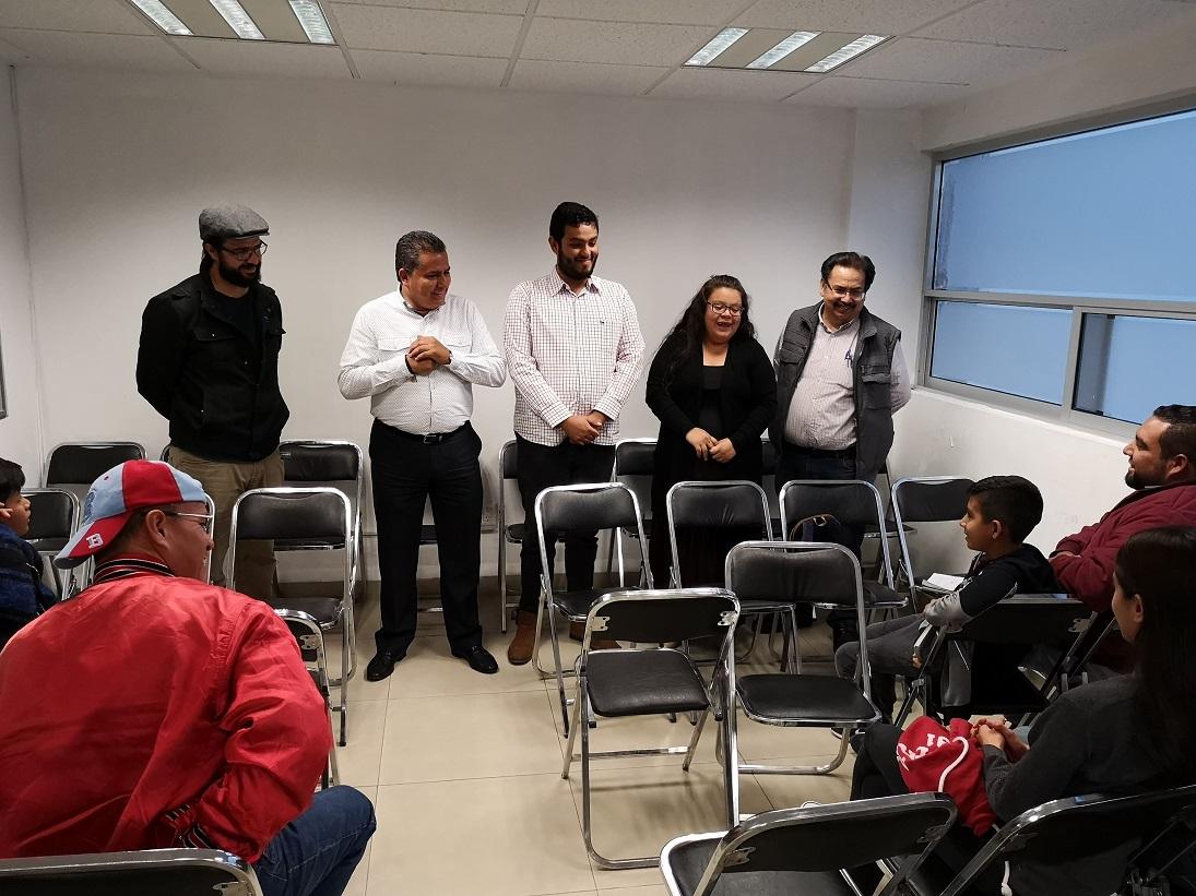EL PRI CONTRIBUYE A LA FORMACIÓN DE MÁS Y MEJORES CIUDADANOS PREPARADOS PARA LA VIDA EN AGUASCALIENTES Y MÉXICO: ENRIQUE JUÁREZ