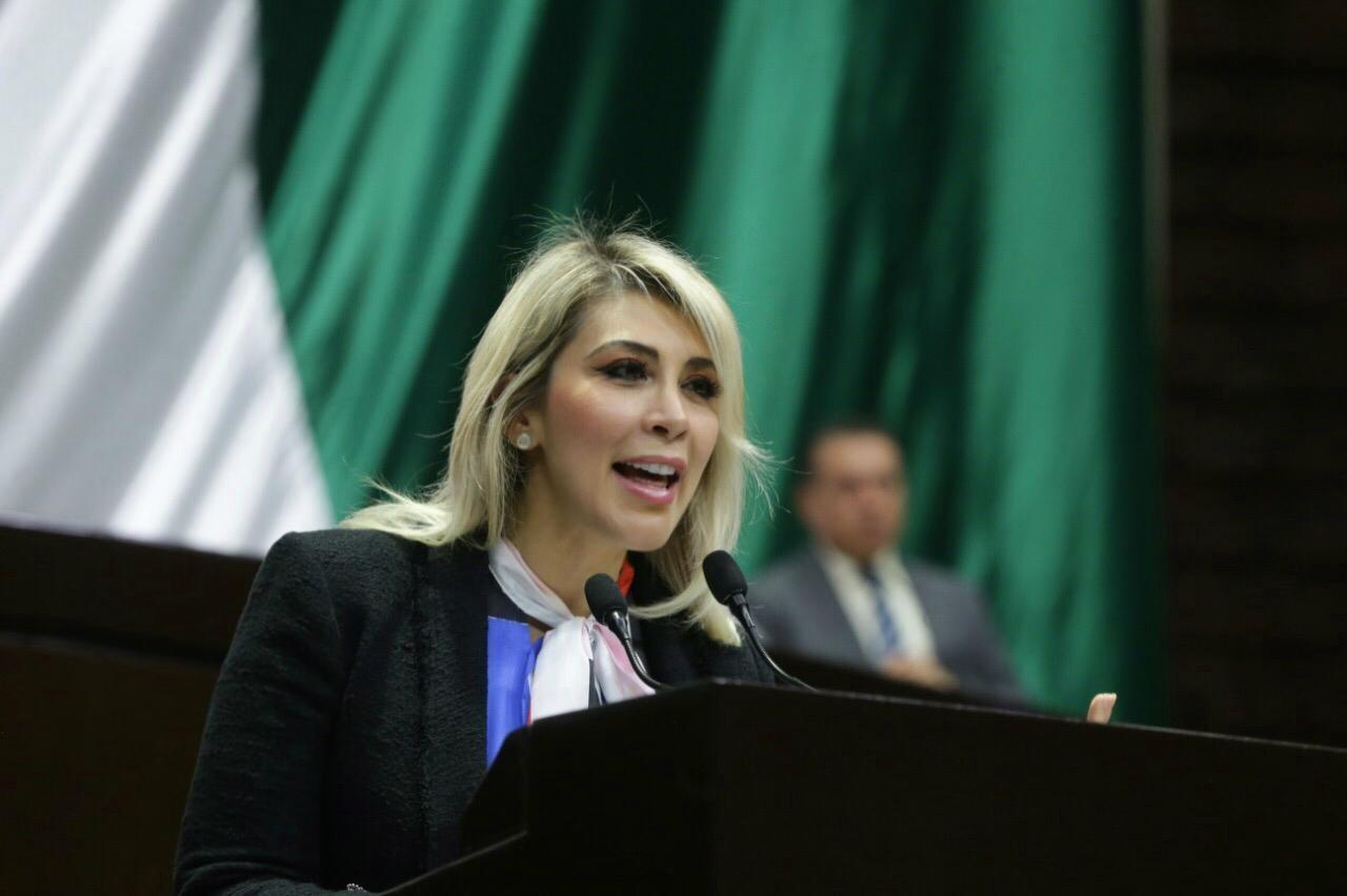 NORMA GUEL SALDÍVAR LEGISLA EN LA CONSTRUCCIÓN DE LOS MECANISMOS Y LAS FIGURAS NECESARIAS PARA LA EVENTUAL...
