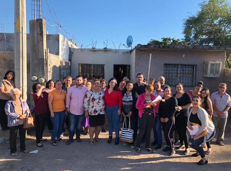 TOMA PROTESTA PRI A CINCO SECCIONALES EN CULIACÁN