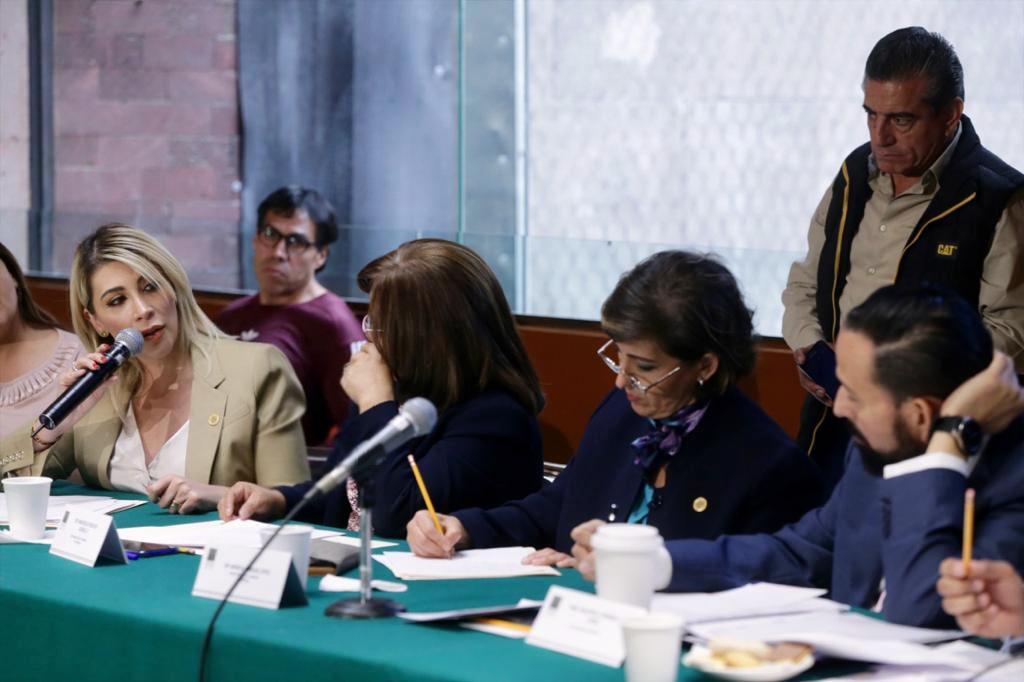 EL GOBIERNO FEDERAL DISTORSIONA Y MAQUILLA DATOS DE RESULTADOS EN EL FOVISSSTE: NORMA GUEL SALDÍVAR