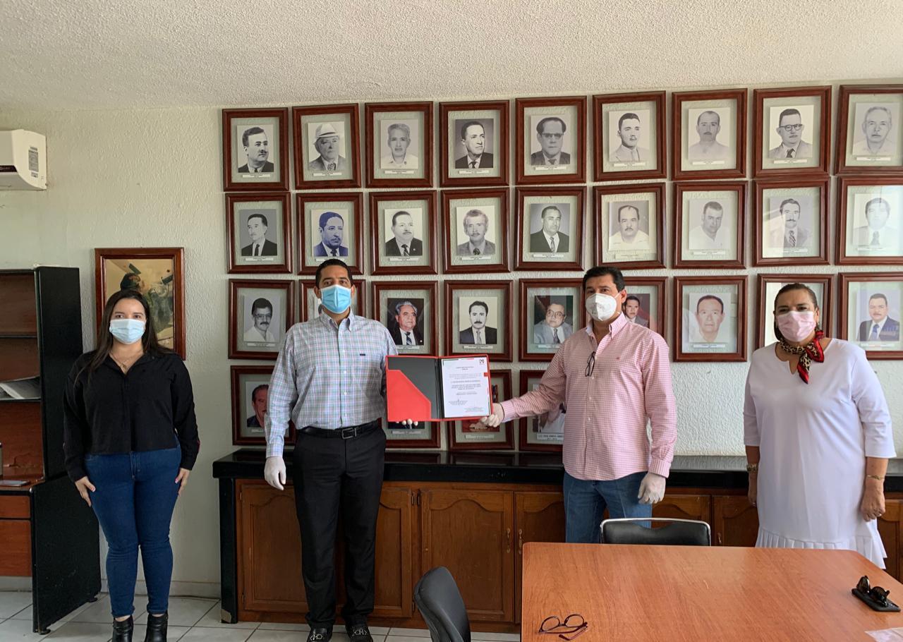 NOMBRA EL PRI A VÍCTOR ESPINOZA NUEVO DELEGADO CON FUNCIONES DE PRESIDENTE EN EL COMITÉ MUNICIPAL DE GUASAVE