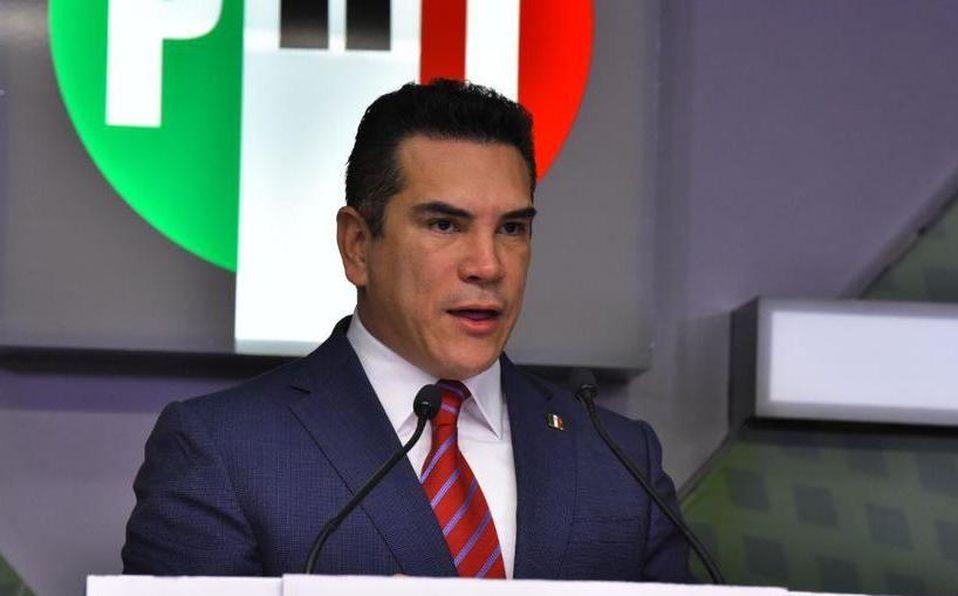 LO ÚNICO QUE HA HECHO ESTE GOBIERNO ES TOMAR MALAS DECISIONES: ALEJANDRO MORENO PRESIDENTE DEL PRI