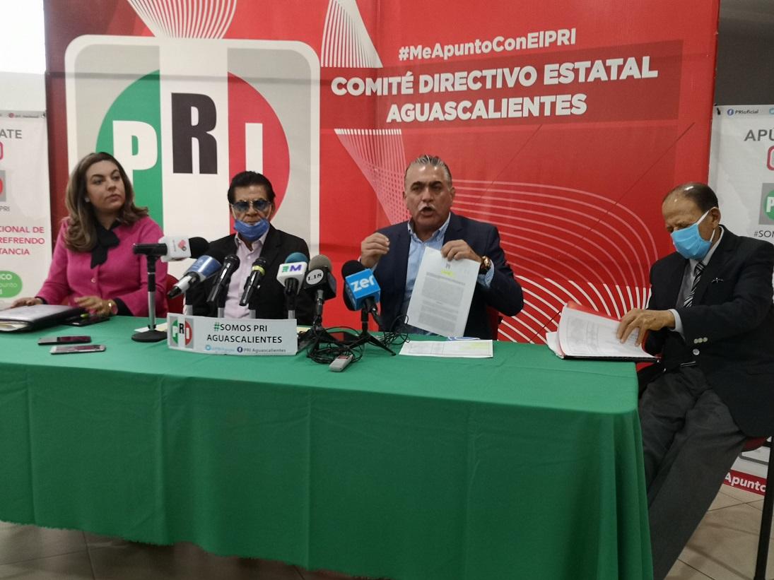 LANZA PRI CONVOCATORIA PARA RENOVAR EL CONSEJO POLÍTICO ESTATAL 2020-2023