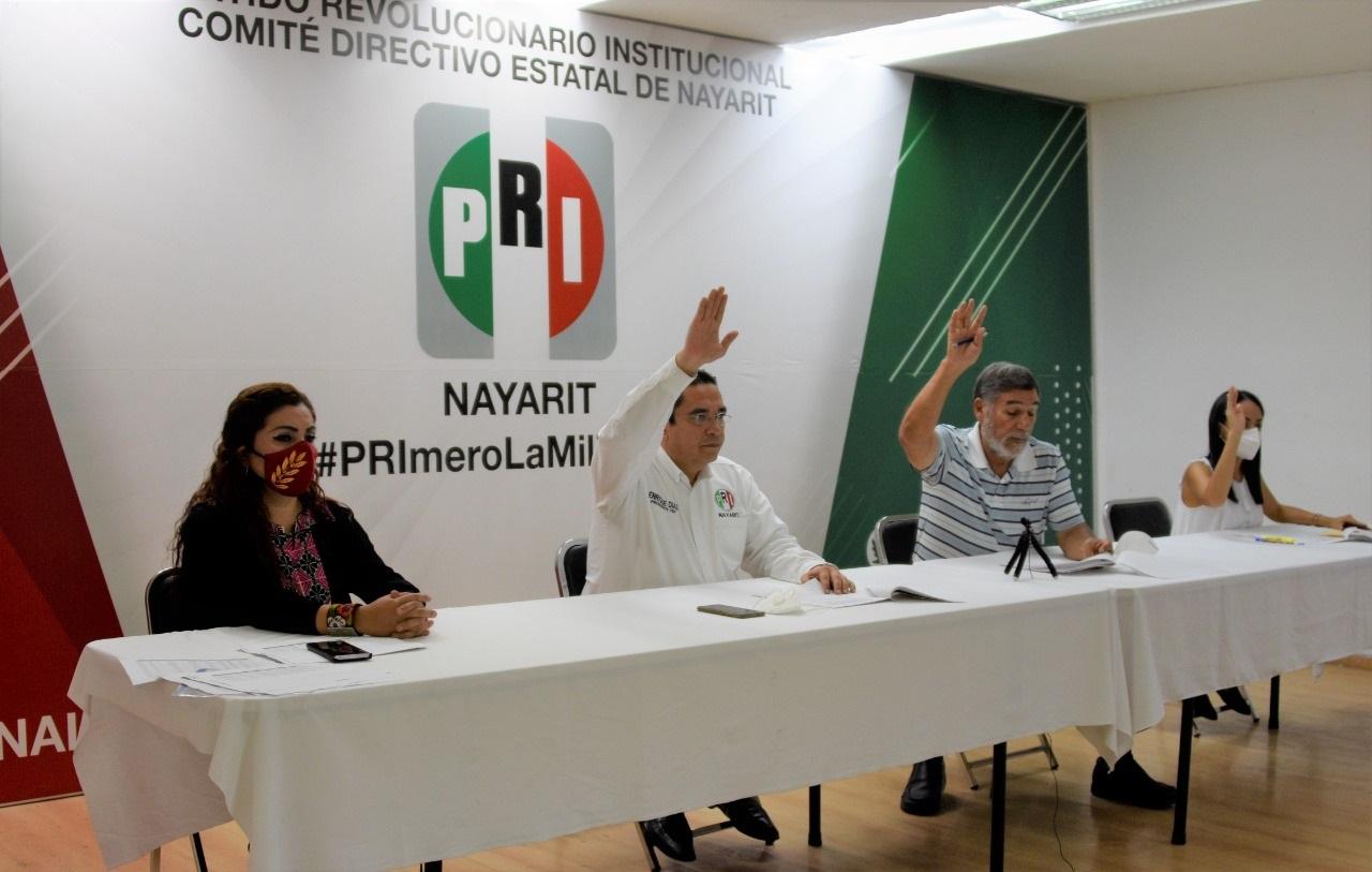 PARTICIPACIÓN DE MUJERES Y JÓVENES, QUEDA GARANTIZADA EN LOS ESTATUTOS DEL PRI