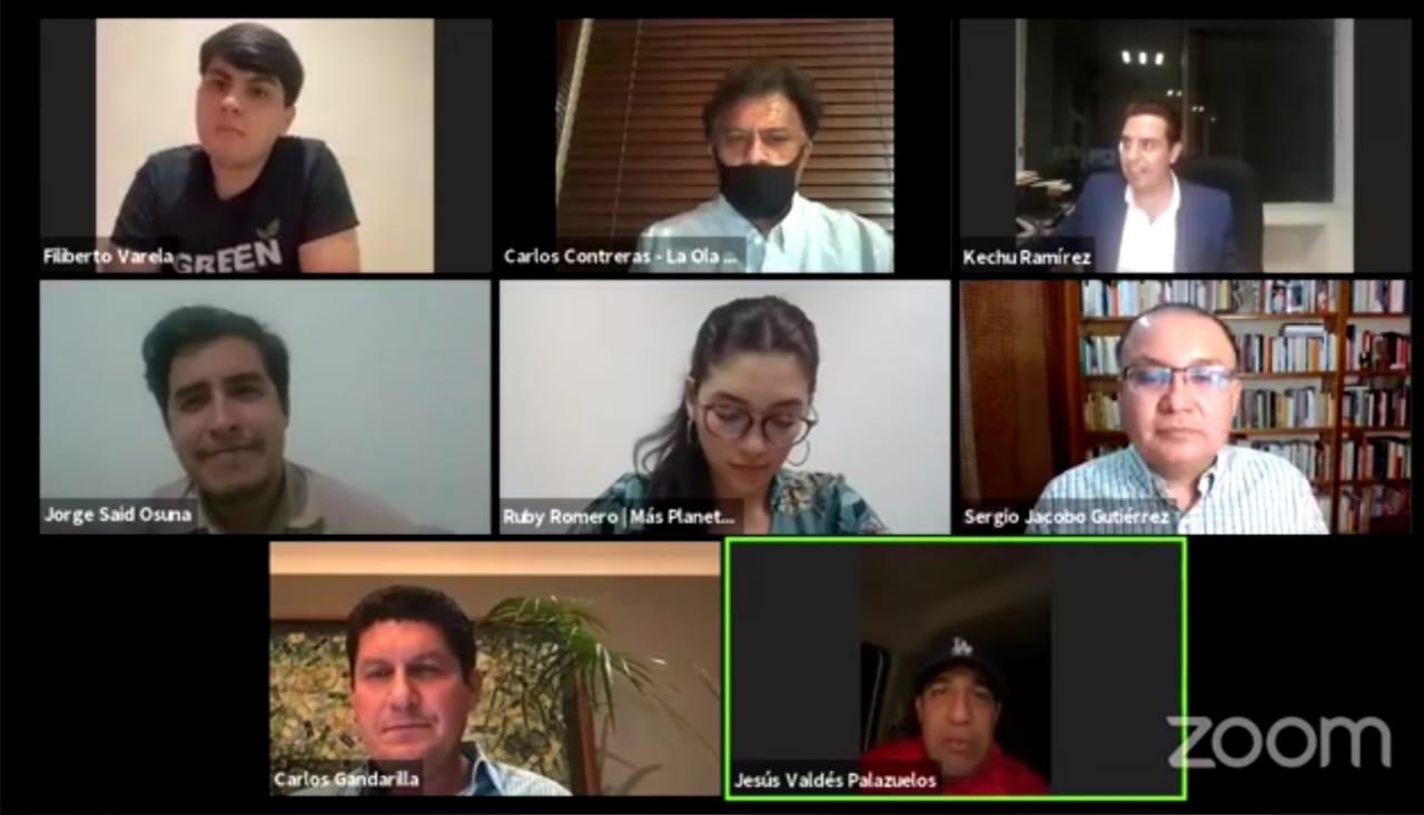 Inicia Fundación Colosio el primer foro virtual con el tema de desarrollo sustentable