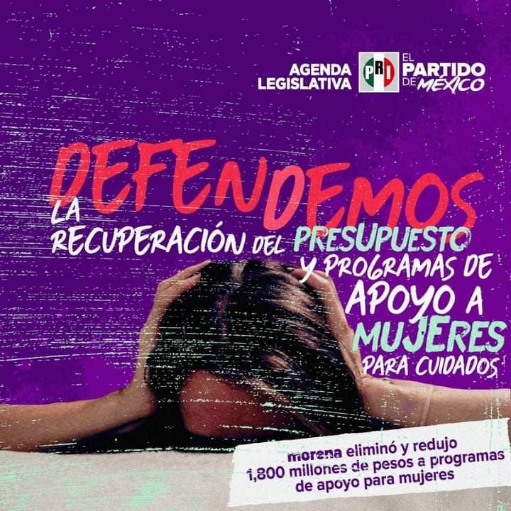 LLAMA PRI A DEFENDER PROGRAMAS QUE BENEFICIAN A MEXICANOS Y QUE EL GOBIERNO FEDERAL HA CANCELADO