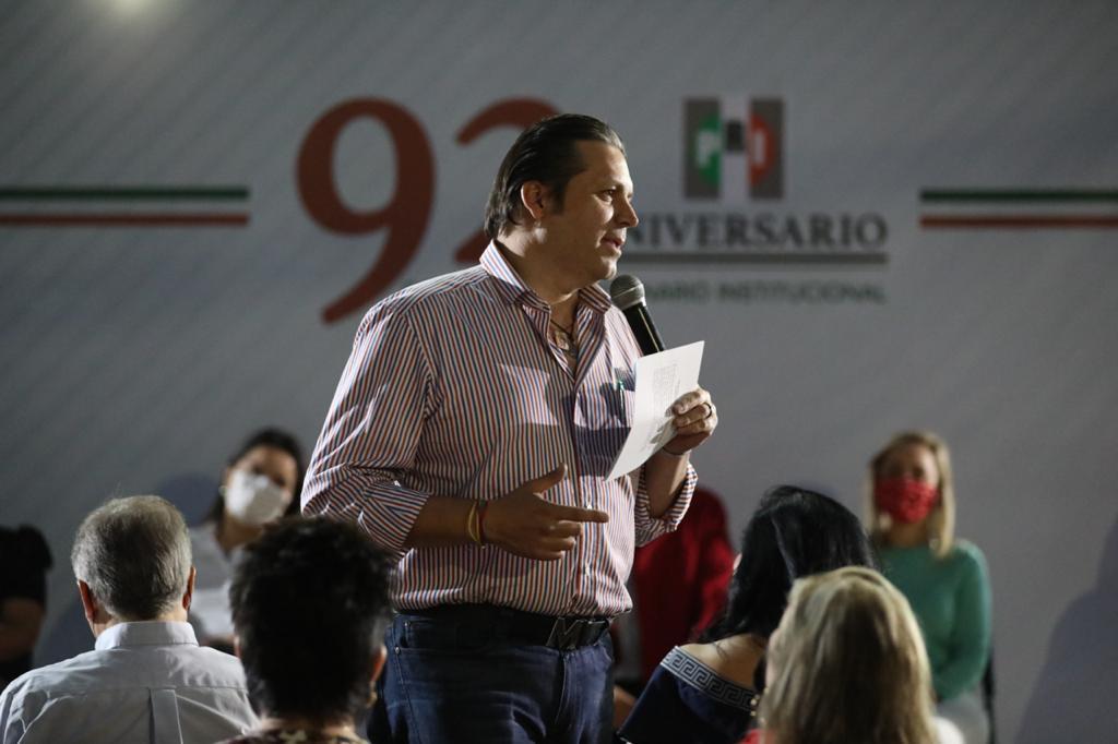 El mejor PRI está por venir: Mario Zamora
