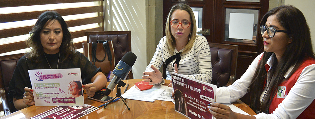 AUSENTE, UNA VISIÓN FEMINISTA EN EL GOBIERNO DE MORENA.