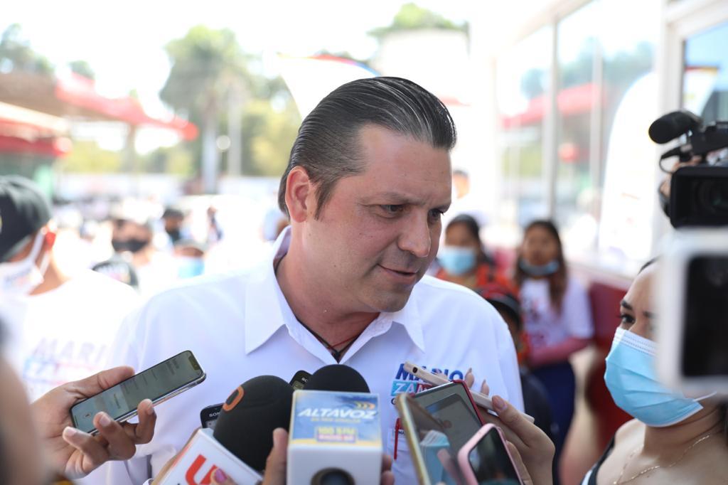 Propondrá Mario Zamora modificación a Convenio de Coordinación Fiscal