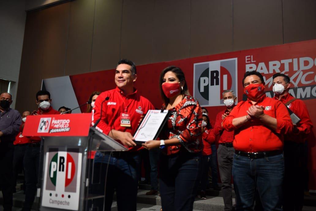 ARRANCA PRI NACIONAL ESTRATEGIA ELECTORAL 2021 EN CAMPECHE