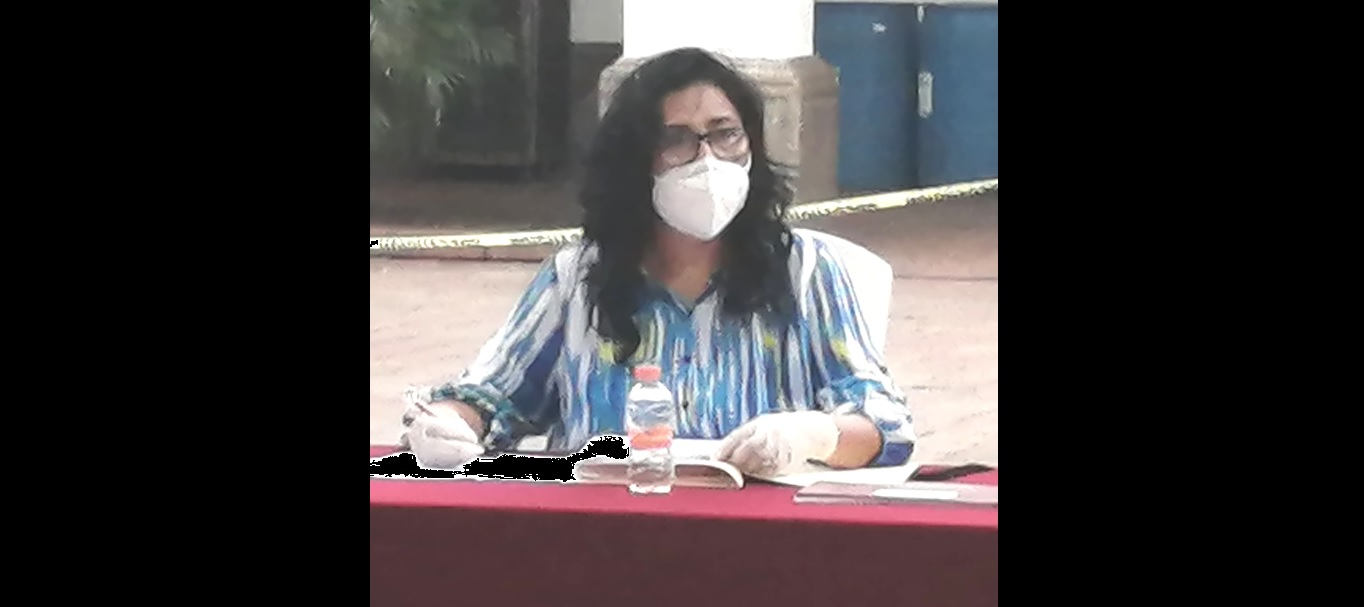 ACLARA REGIDORA TONNY SARABIA QUE DESDE EL AÑO 2012, NO INGRESAN LAS APORTACIONES DE LOS COMITÉS VECINALES...