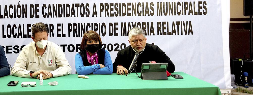 HOMICIDIO DE DIPUTADO, UN MAL MENSAJE PREVIO A LAS CAMPAÑAS: PRI.