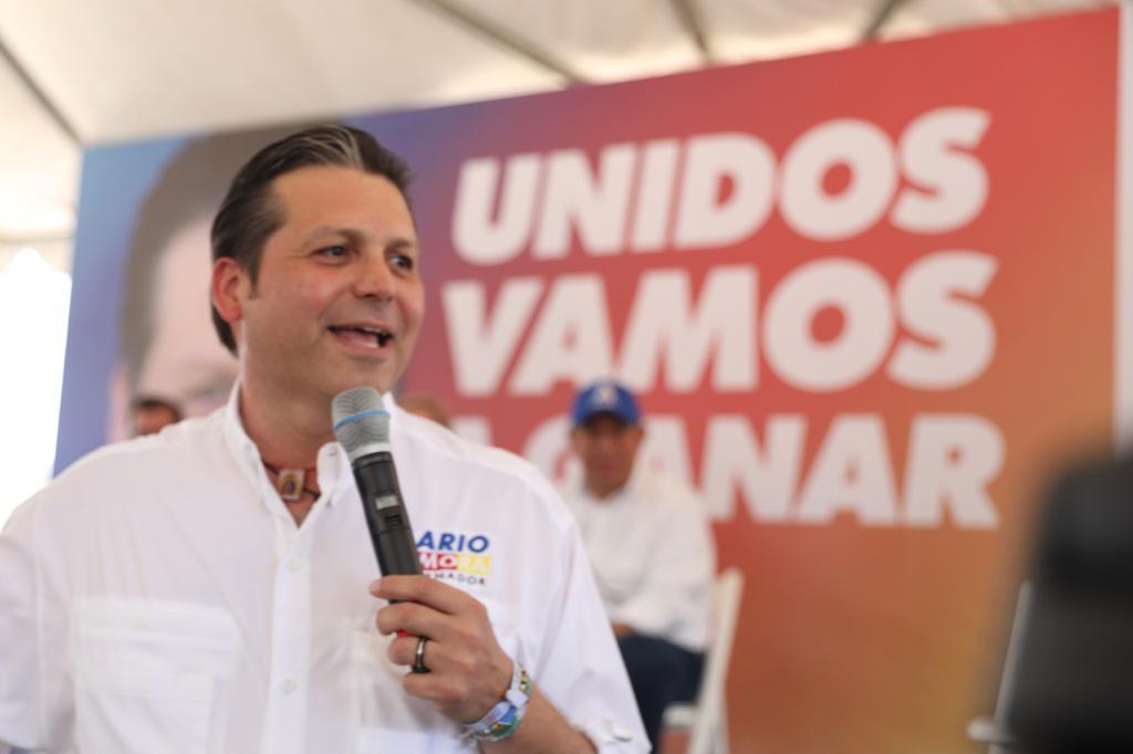 LA GENTE SE DUELE DE ELIMINACIÓN DE PROGRAMAS SOCIALES; LOS REGRESAREMOS A SINALOA, AFIRMA MARIO ZAMORA