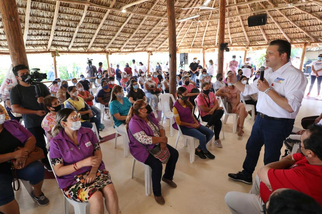 OFRECE MARIO ZAMORA PARTIDA DE 160 MDP PARA RECUPERAR ESTANCIAS INFANTILES