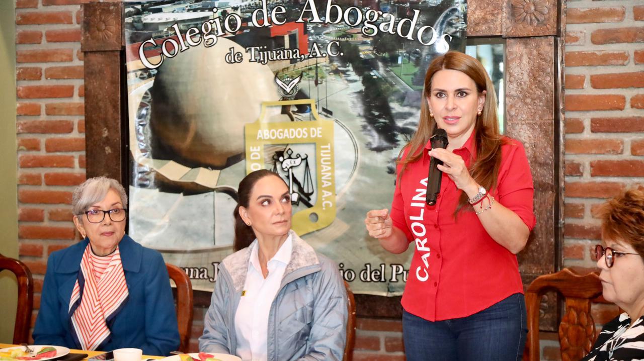 MORENA BUSCA ACABAR CON EL ESTADO DE DERECHO, PONIENDO EN SERIO RIESGO LA DEMOCRACIA DEL PAÍS: CAROLINA VIGGIANO