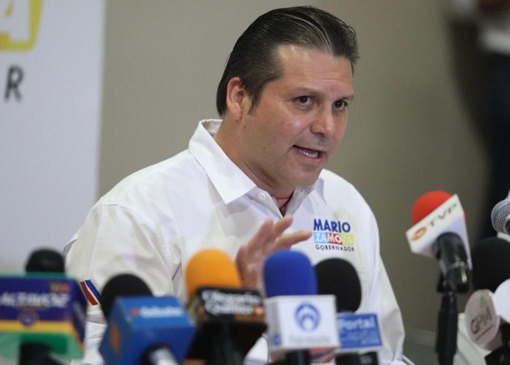 COMO GOBERNADOR, MARIO ZAMORA IMPULSARÁ PENAS MÁS ALTAS POR MALTRATO ANIMAL