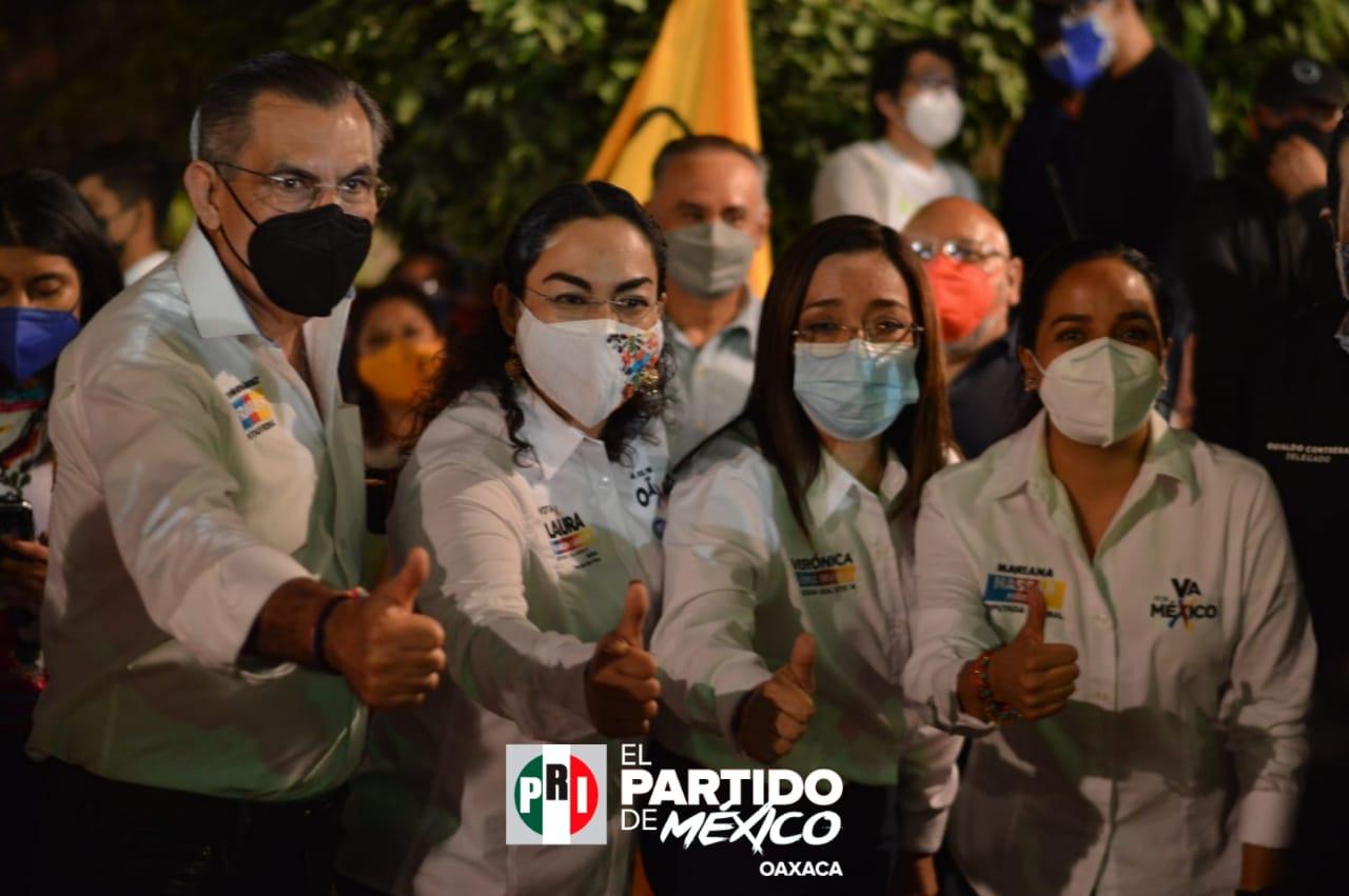 PRI INICIA CAMPAÑAS EN LOS 25 DISTRITOS ELECTORALES