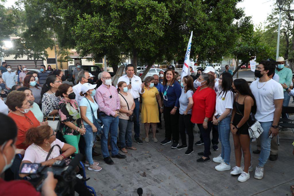 PARA DETENER LA REVERSA QUE LLEVA EL PAÍS, A VOTAR POR MARIO ZAMORA