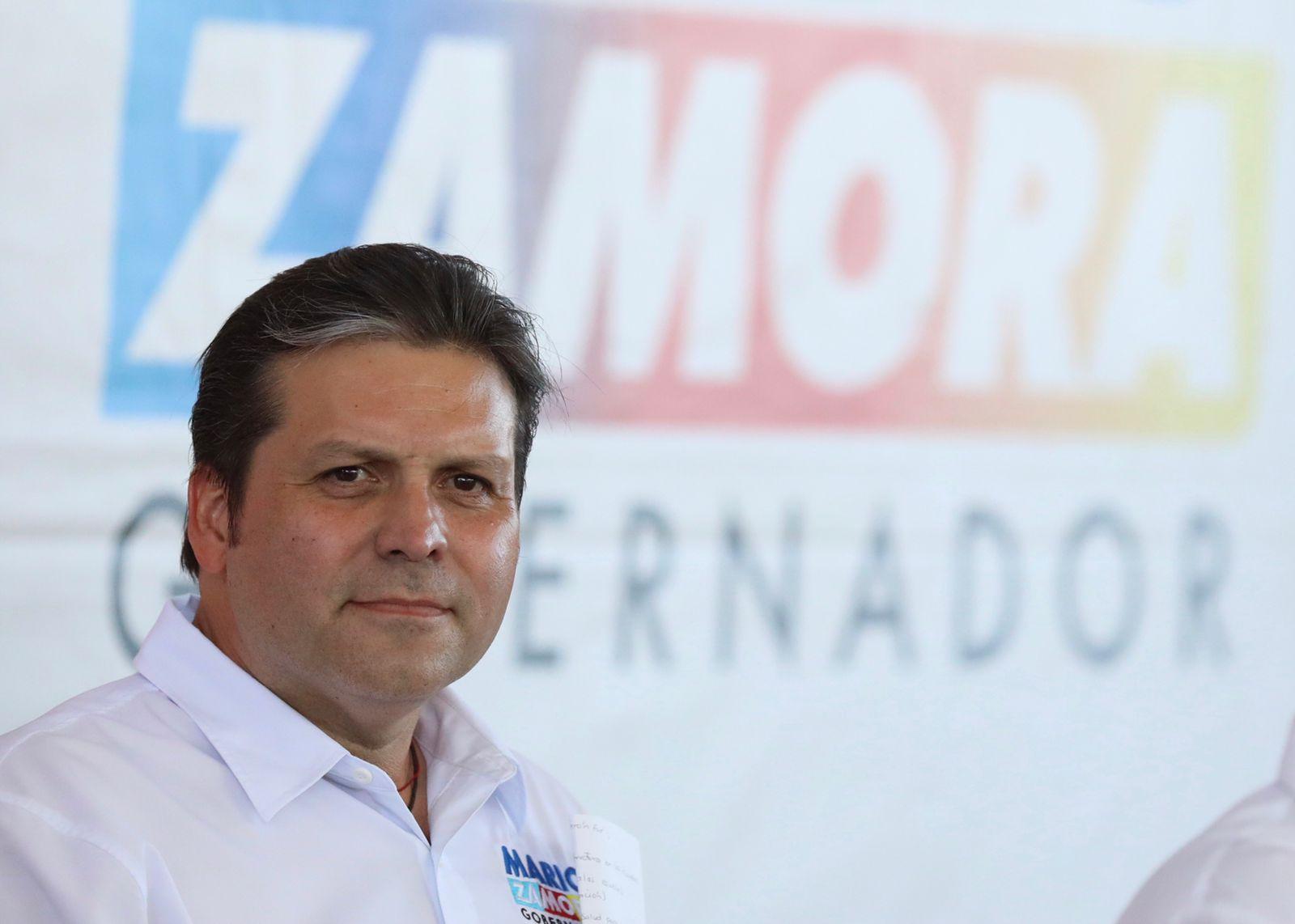 CON PROPUESTAS Y MOSTRANDO CAPACIDAD, MARIO ZAMORA GANARÁ EL DEBATE