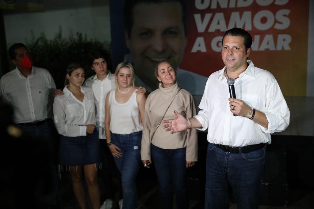 RECONOCE MARIO ZAMORA RESULTADO DEL ÓRGANO ELECTORAL; ESTAMOS DE PIE, AFIRMA