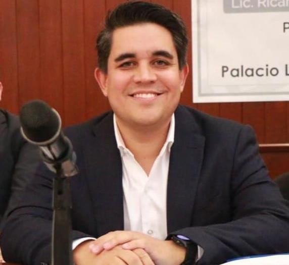 SERÁ RICARDO MADRID PÉREZ, PRÓXIMO COORDINADOR DEL GPPRI EN EL CONGRESO DEL ESTADO PARA LA PRÓXIMA LEGISLATURA.