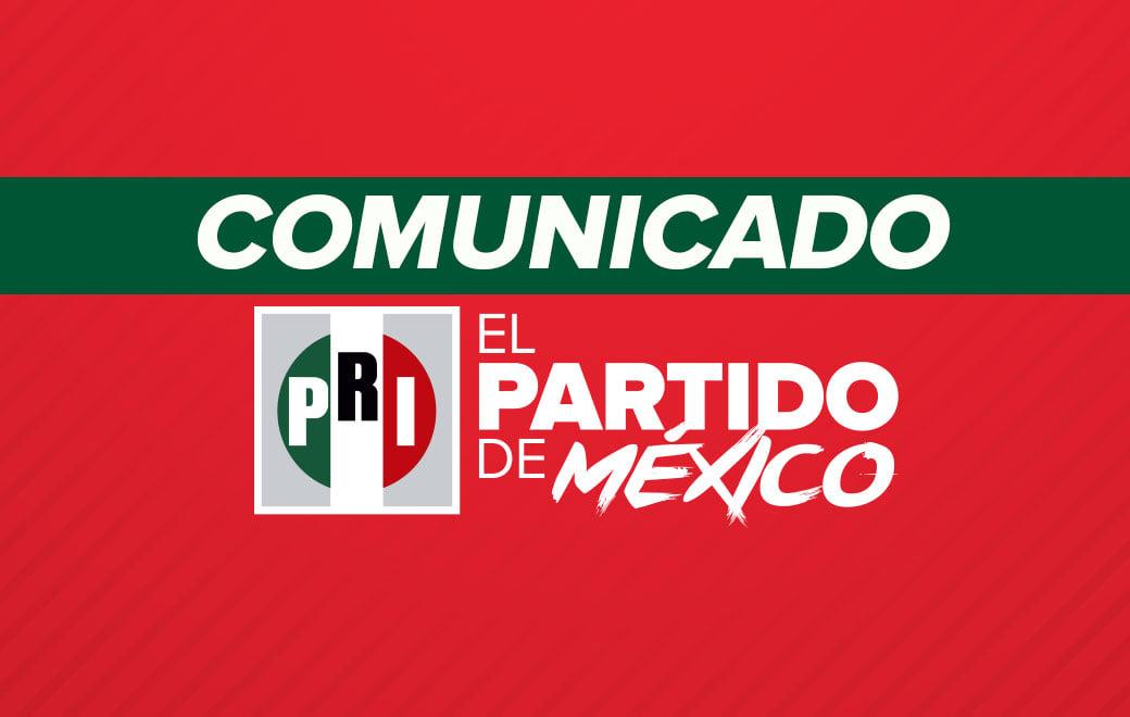 CON DESAPARICIÓN DEL FONDEN, MORENA DEJÓ A SU SUERTE A LOS MEXICANOS ANTE DESASTRES NATURALES: PRI